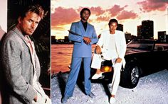 """Miami Vice was so Eighties. These were detectives for the MTV generation, with Don Johnson (as James """"Sonny"""" Crockett) and partner Philip Michael Thomas (as Ricardo """"Rico"""" Tubbs) as hip undercover cops in a drug- and crime-plagued Miami. The pulsating music was at the core of the show and some notable musical guest stars slipped into episodes, including Miles Davis, Frank Zappa and Willie Nelson."""