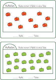 Lernstübchen: Aufteilen