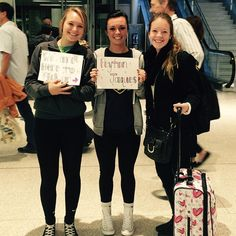 @young_ally and I are the best friends ever! So glad you're back Pey Pey! #bestfriends #indyairport