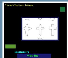 Printable Wood Cross Patterns 183409 - The Best Image Search