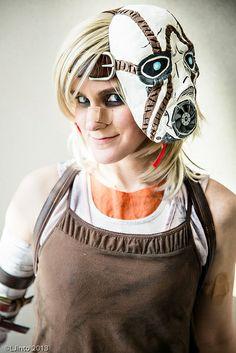 Tina, Borderlands 2   C2E2 2013 #cosplay
