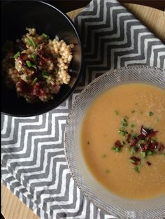 Creamy Butternut Squash Soup - Predominantly Paleo (Adjustments listed for AIP)