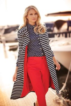 Laura Ashley nautical outfit <3