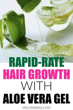 Aloe Vera Gel For Hair Growth And How To Use It On Your Natural Hair