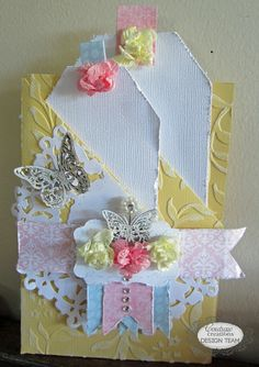 kerrie gurney [it's all about ME]: Two Pocket Card