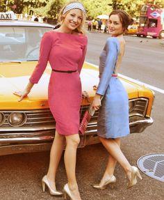 <3 Gossip Girls, NYC Taxi