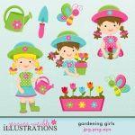Gardening Girls