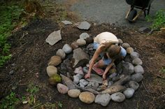 Rocks for Fire Pit