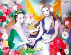 Marie Laurencin (French)