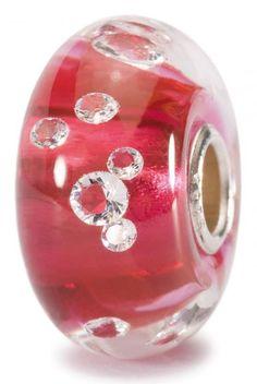 """Jeder Bead und jedes Stück hat seine eigene Geschichte: Universal """"Diamanten"""" Bead pink UU81006"""