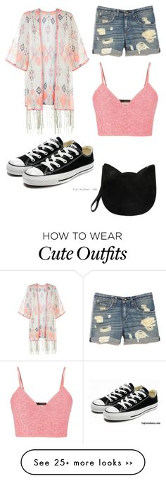 """Cute hangout with BFFS outfit"" by fashiongirlgianna on Polyvore"