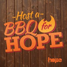 As you make your summer plans, how about turning that summer BBQ into a fun event in support of those in need? Host a BBQ for Hope and help give meals to the hungry, homeless and hurting. Summer Bbq, Fun Events, How To Plan, How To Make, Fundraising, Turning, Meals, Make It Yourself, Design