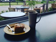 Amazing view at Midwest Coffee Roasting Company in Marion, Indiana.