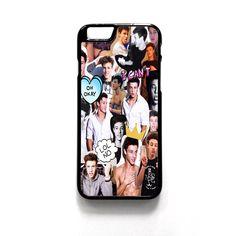 Cameron Dallas For Iphone 4/4S Iphone 5/5S/5C Iphone 6/6S/6S Plus/6 Plus Phone case ZG