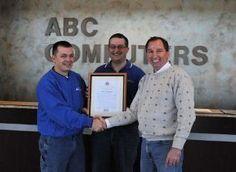 ABC Computers Receives Patriot Award