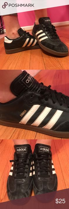 Adidas sambas Men's 5.5 adidas samba shoes. Adidas Shoes Sneakers