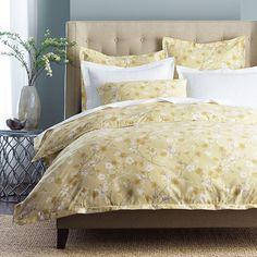 Blossom Wrinkle-Free Sateen Duvet Cover