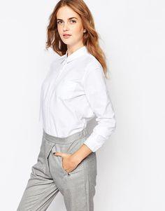 b.Young Jillie Long Sleeve Shirt