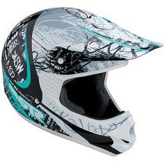 MSR Racing Starlet Assault Women's Helmets I need it Dirt Bike Helmets, Dirt Bike Gear, Motocross Gear, Racing Helmets, Dirt Biking, Motorcycle Gear, Riding Gear, Fox Racing, Dirtbikes