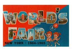 1964 worlds fair new york