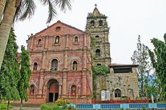 Majayjay Church or Saint Gregory the Great Parish Freedom Wall, Saint Gregory, 16th Century, Notre Dame, Philippines, Catholic, Saints, Old Things, City