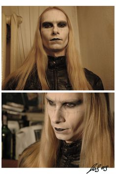 Detailed test of this guy's Prince Nuada makeup. Best I've seen yet.