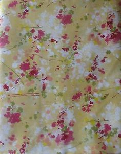 ALWAYS IN BLOOM by RJR Fabrics~Floral Cotton Fabric Quilt Sew Modern F292