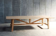Heerenhuis Manufactuur | We make tables. That's what we do. | Collection