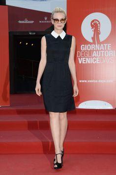 Carey Mulligan in Miu Miu at the Venice Film Fest