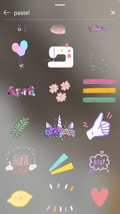 Instagram Emoji, Iphone Instagram, Instagram Pose, Instagram And Snapchat, Instagram Blog, Instagram Quotes, Creative Instagram Photo Ideas, Instagram Story Ideas, Stickers