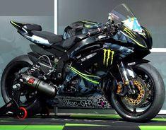 Gambar Modifikasi Yamaha R6 2