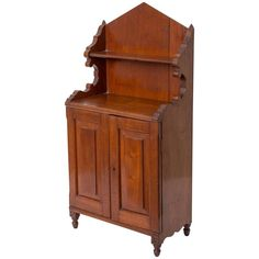 Mid-19th Century English Miniature Cupboard | From a unique collection of…