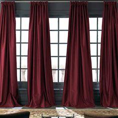 Eclipse Curtains Kendall Kids Window Curtain Single Panel
