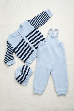 Nordic Yarns and Design since 1928 Knitted Baby Clothes, Baby Born, Baby Knitting, Knit Crochet, Rompers, Children, Pattern, Cotton, Baby Things