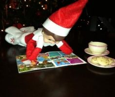 Top 10 'Elf on the Shelf' excuses — NewsWorks