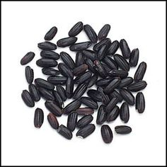 Black Rice Is Cheap Way to Get Antioxidants AND makes a great skin tightening face mask too!