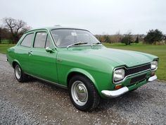Learn more about High Power Low Trim: 1970 Ford Escort MkI Lotus Twin Cam on Bring a Trailer, the home of the best vintage and classic cars online. Classic Cars British, Ford Classic Cars, Classic Cars Online, Escort Mk1, Ford Escort, Ford Rs, Car Ford, Retro Cars, Vintage Cars