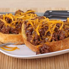 This hearty sloppy Joes recipe is a family favorite meal, great served with a side salad.