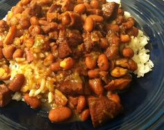 CROWDED KITCHEN: New Orleans Red Beans and Rice