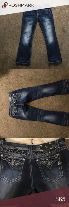 Miss Me Easy Boot Jeans Miss Me Easy Boot Size 33. In great condition. Miss Me Jeans Boot Cut