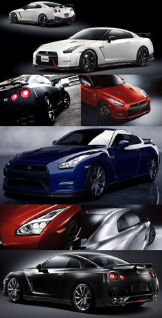 GodZilla - The Nissan GTR Super Car..