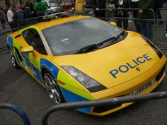 Try out running this Police Car..