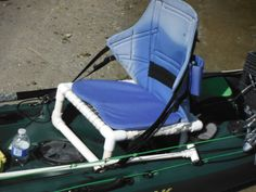 Ocean Kayak Seat Upgrades | Kayak Fishing | Texas Fishing Forum