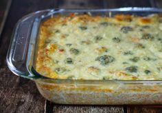 Emily Bites - Weight Watchers Friendly Recipes: Buffalo Chicken Quinoa Bake