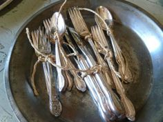 Small Holdings Farm - Just In! A new selection of flatware