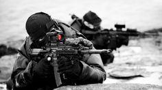 9. Heckler and Koch HK416