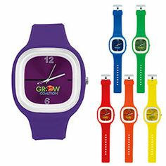 Norwood Promotional Products :: Product :: Hip to Be Square Watch