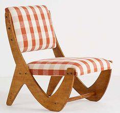 Lounge Chair | Jose Zanine Caldas | 1950s