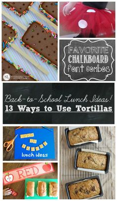 Top Pins of the Week: Lots of great ideas to make back to school and family time more special!
