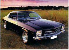 Classic Australian Muscle -  Holden Monaro 308